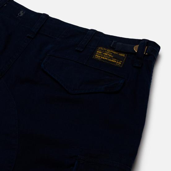 Мужские шорты Polo Ralph Lauren Classic Fit M45 Cargo Aviator Navy