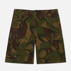 Мужские шорты Polo Ralph Lauren Classic Fit M45 Cargo British Elmwood Camo