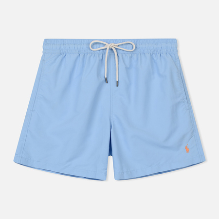 Мужские шорты Polo Ralph Lauren Classic Traveller Swim Baby Blue