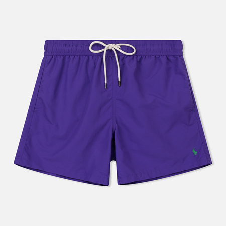 Мужские шорты Polo Ralph Lauren Classic Traveller Swim Cabana Purple