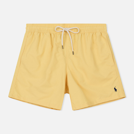 Мужские шорты Polo Ralph Lauren Classic Traveller Swim Empire Yellow