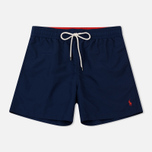 Мужские шорты Polo Ralph Lauren Classic Traveller Swim Navy фото- 0