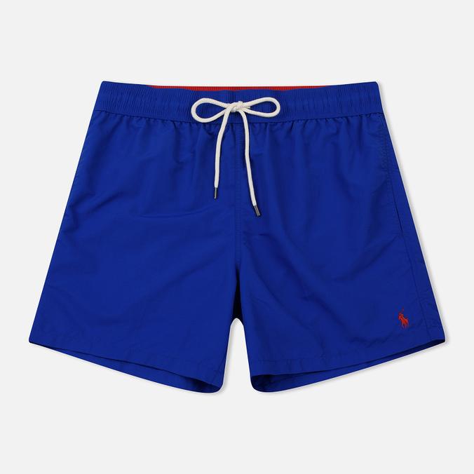 Мужские шорты Polo Ralph Lauren Classic Traveller Swim Rugby Royal