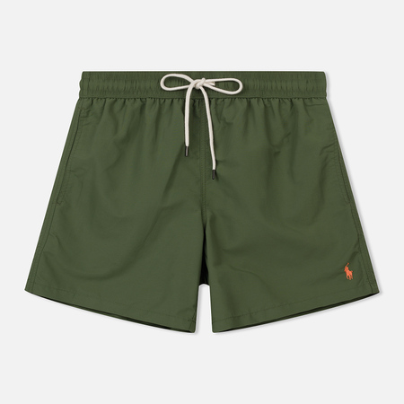 Мужские шорты Polo Ralph Lauren Classic Traveller Swim Supply Olive