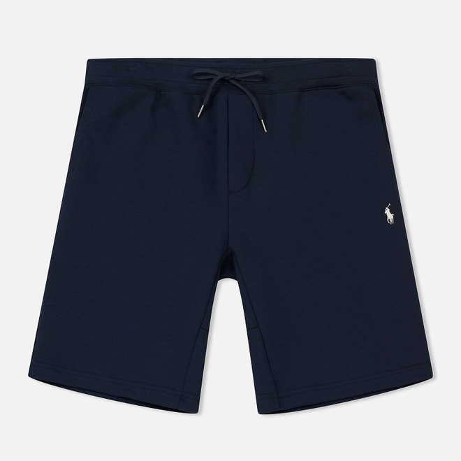 Мужские шорты Polo Ralph Lauren Jogger Double Knit Tech Aviator Navy