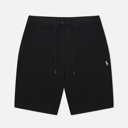 Мужские шорты Polo Ralph Lauren Jogger Double Knit Tech Black