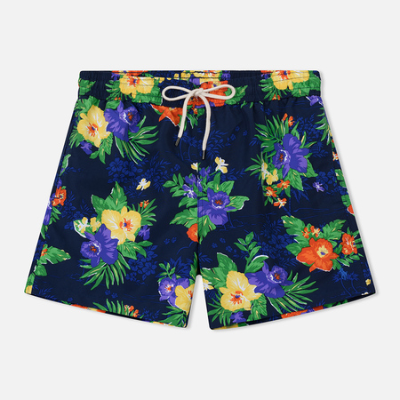 Мужские шорты Polo Ralph Lauren Traveler Swim Carribean Floral