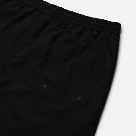 Мужские шорты Reigning Champ Micro Fibre Swim Black