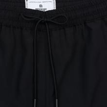 Мужские шорты Reigning Champ Micro Fibre Swim Black фото- 1