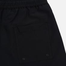 Мужские шорты Reigning Champ Micro Fibre Swim Black фото- 3