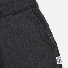 Мужские шорты Reigning Champ Midweight Terry Heather Charcoal фото- 2