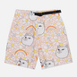 Мужские шорты RIPNDIP Daisy Daze Swim Multicolor фото - 0