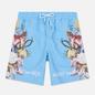 Мужские шорты RIPNDIP Heavinly Bodies Nylon Light Blue фото - 0