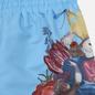 Мужские шорты RIPNDIP Heavinly Bodies Nylon Light Blue фото - 3