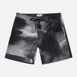 Мужские шорты Saturdays Surf NYC Timothy Process Print Multicolor фото- 0