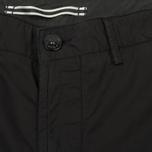 Мужские шорты Stone Island Bermuda Diagonal Pocket Black фото- 2