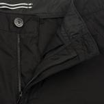 Мужские шорты Stone Island Bermuda Diagonal Pocket Black фото- 1