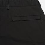 Мужские шорты Stone Island Bermuda Diagonal Pocket Black фото- 6