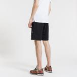 Мужские шорты Stone Island Cargo Pocket Garment Dyed Black фото- 3