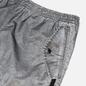 Мужские шорты Stone Island Plated Reflective Dust Colour Finish Grey фото - 1