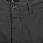 Мужские шорты Stone Island Shadow Project Vented Cargo Drop Pocket Anthracite фото- 1