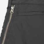 Мужские шорты Stone Island Shadow Project Vented Cargo Drop Pocket Anthracite фото- 3