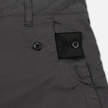 Мужские шорты Stone Island Shadow Project Vented Cargo Drop Pocket Anthracite фото- 4