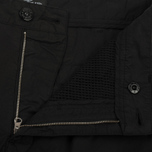 Мужские шорты Stone Island Shadow Project Vented Cargo Drop Pocket Black фото- 2