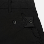 Мужские шорты Stone Island Shadow Project Vented Cargo Drop Pocket Black фото- 4