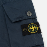 Мужские шорты Stone Island T.CO+OLD Bermuda Marine Blue фото- 5