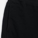 Мужские шорты Stone Island T.CO+OLD Fleece Bermuda Black фото- 1