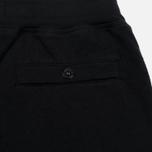 Мужские шорты Stone Island T.CO+OLD Fleece Bermuda Black фото- 2
