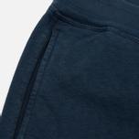 Мужские шорты Stone Island T.CO+OLD Fleece Bermuda Blue фото- 3