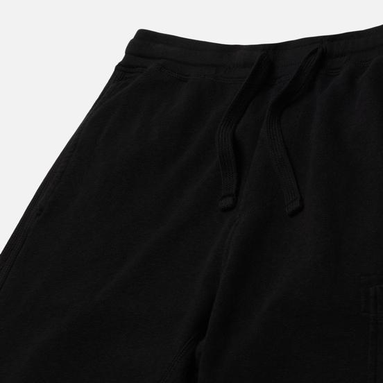 Мужские шорты Stone Island T.CO+OLD Fleece Regular Fit Black