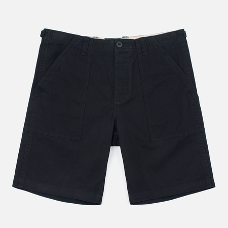 Stussy Military Men`s Shorts Black