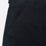 Мужские шорты Stussy Military Black фото- 1