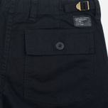 Мужские шорты Stussy Military Black фото- 3