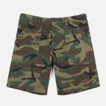 Мужские шорты Stussy Military Camo фото- 0
