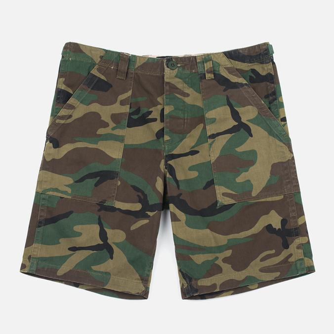 Мужские шорты Stussy Military Camo