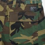 Мужские шорты Stussy Military Camo фото- 3