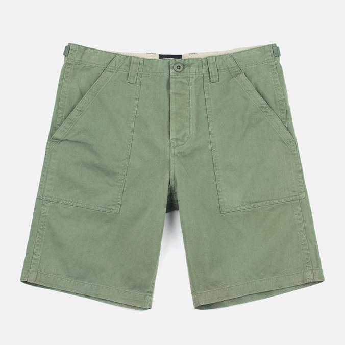 Мужские шорты Stussy Military Olive