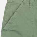 Мужские шорты Stussy Military Olive фото- 1