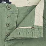 Мужские шорты Stussy Military Olive фото- 2