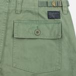 Мужские шорты Stussy Military Olive фото- 3