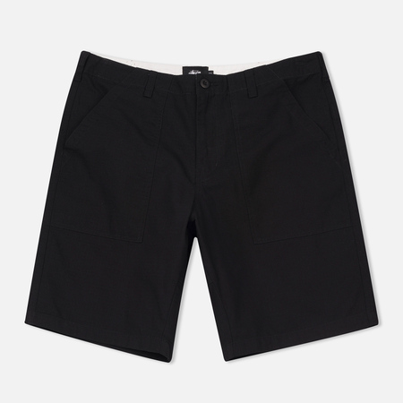 Мужские шорты Stussy Ripstop Military Black
