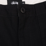Мужские шорты Stussy Ripstop Military Black фото- 2