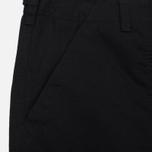 Мужские шорты Stussy Ripstop Military Black фото- 3