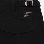 Мужские шорты Stussy Ripstop Military Black фото- 4