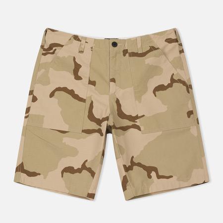 Мужские шорты Stussy Ripstop Military Camo
