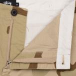 Мужские шорты Stussy Ripstop Military Camo фото- 1